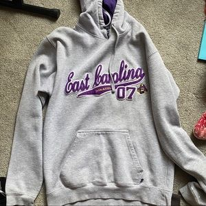 Other - East Carolina sweatshirt
